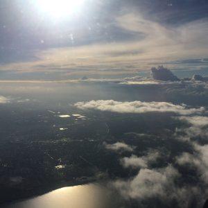 Sobrevolando Miami
