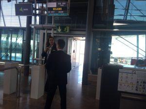 aeropuerto madrid
