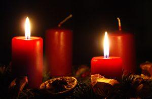 Segunda vela de Adviento